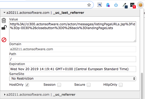 act-on-editthiscookie-referrer-source-tracking